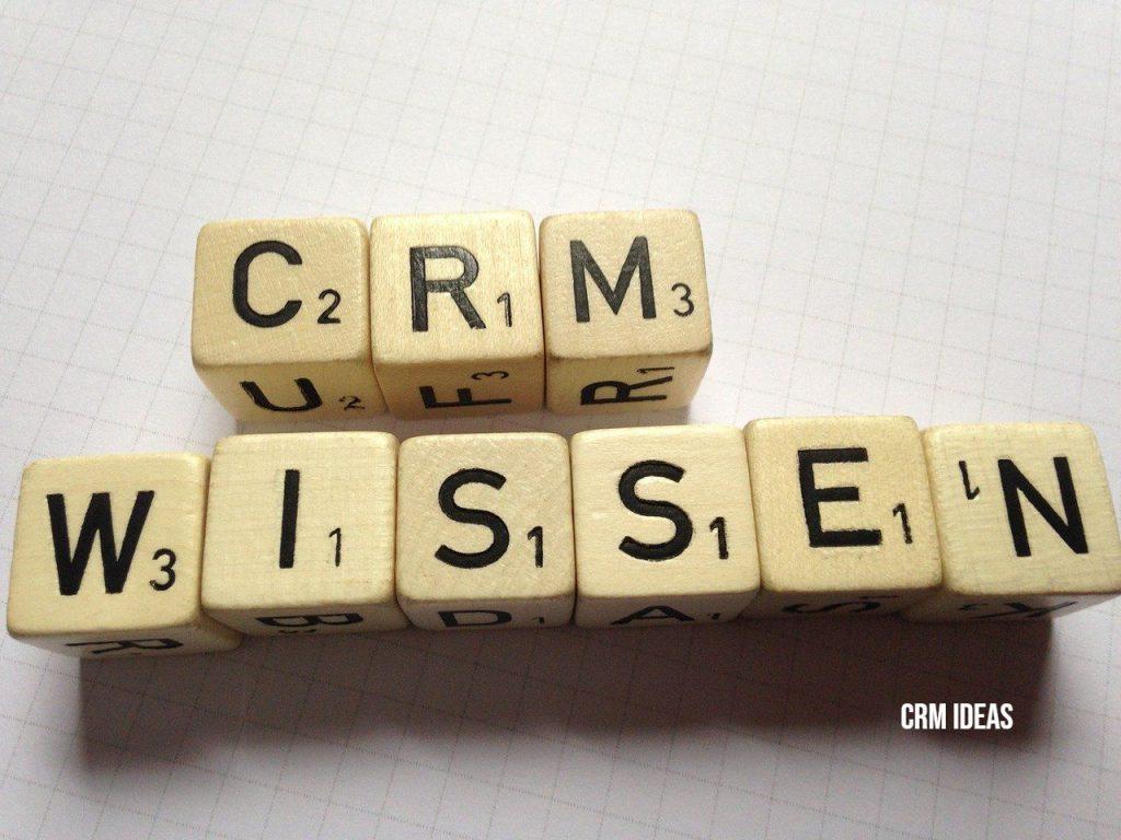 CRM ideas
